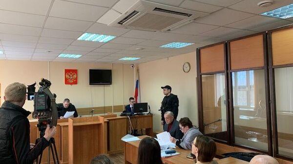 Судебное заседание по делу экс-главы Удмуртии Александра Соловьева