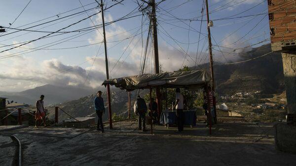 Улица в Каракасе