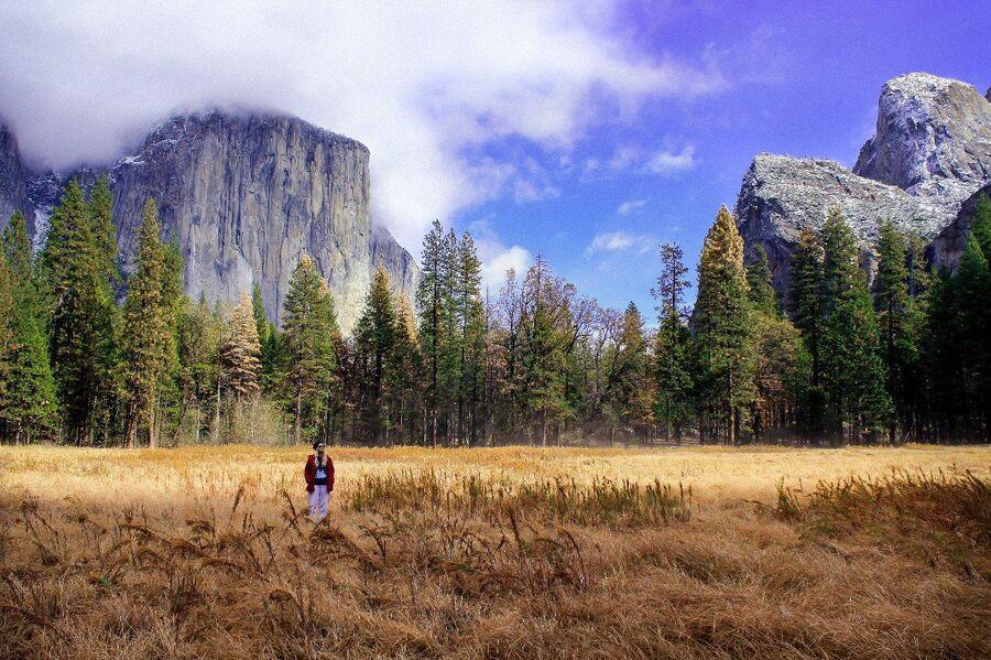 Национальный парк Йосемитти, США