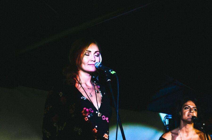 Выступление в Москве