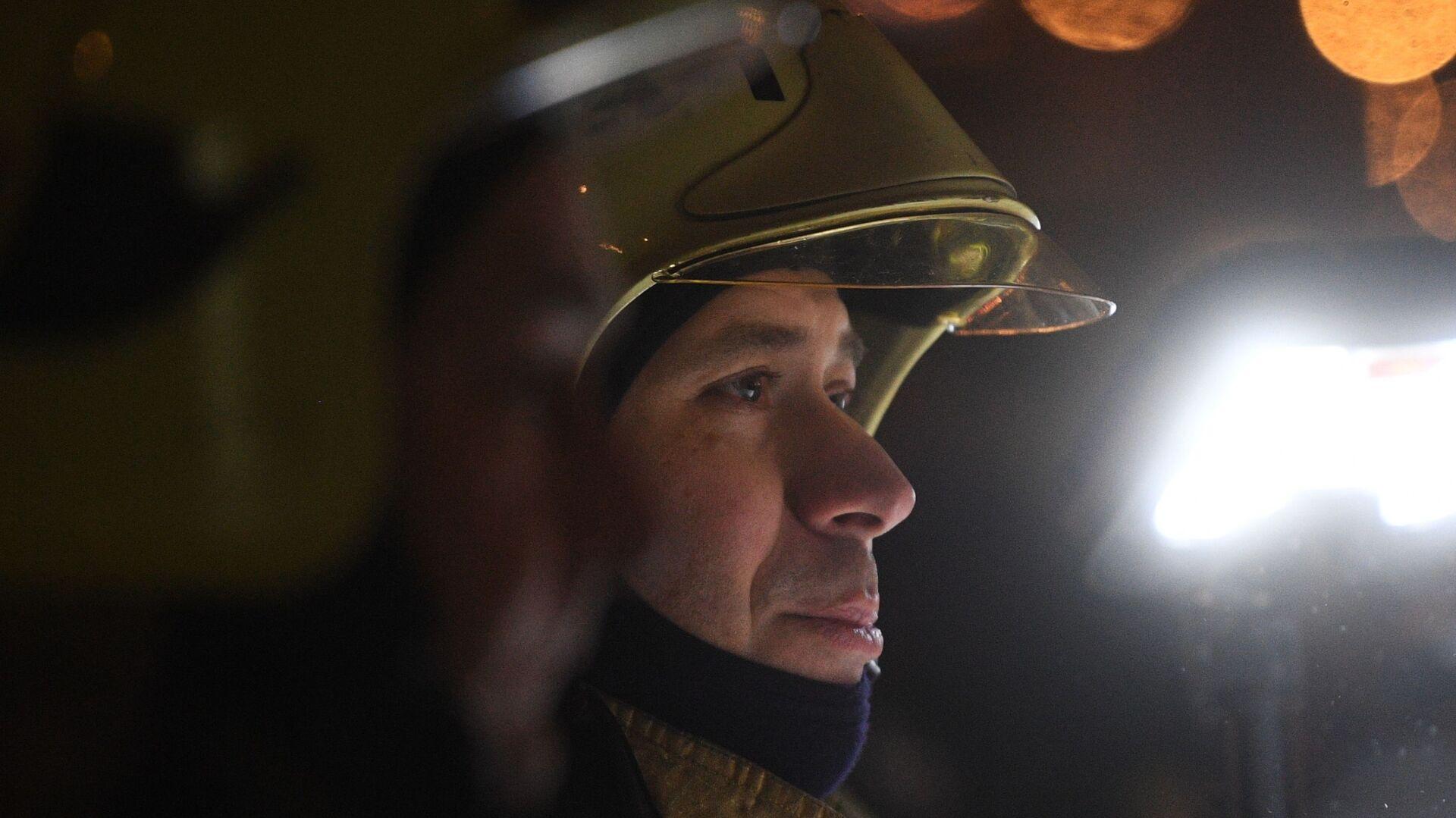 На северо-востоке Москвы ликвидировали пожар, где горели грузовики
