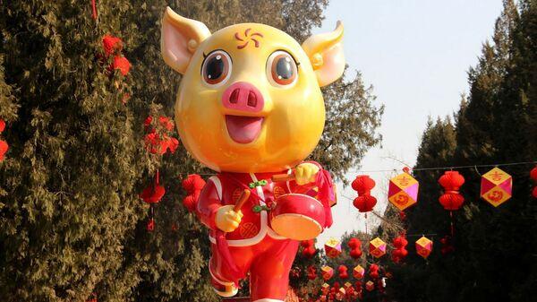 Встреча Нового года в Китае. 5 февраля 2019