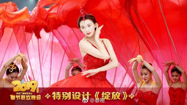 Новогодний гала-концерт в Китае посмотрели более 1,17 млрд человек