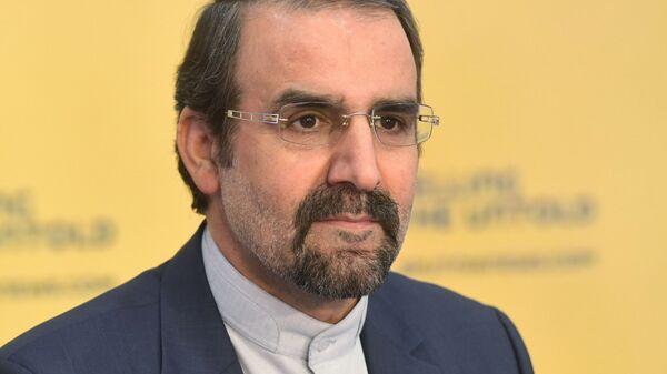 Посол Ирана в России Мехди Санаи