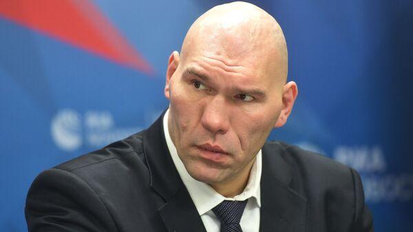 Валуев не будет говорить об отстранении Кушиташвили до решения суда