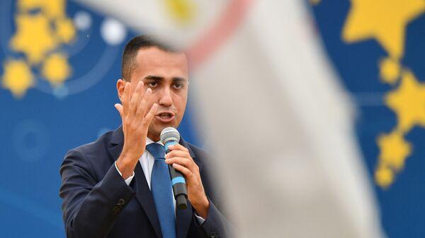 Вице-премьер Италии обещал сражаться  заотмену санкций противРФ