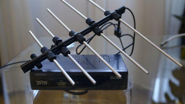 Устройство захвата цифрового сигнала и антенна
