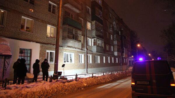 В Пензе возбуждено уголовное дело по факту травмирования женщины при падении наледи с козырька балкона