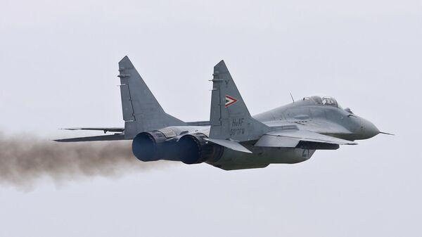 Истребитель МиГ-29 ВВС Венгрии