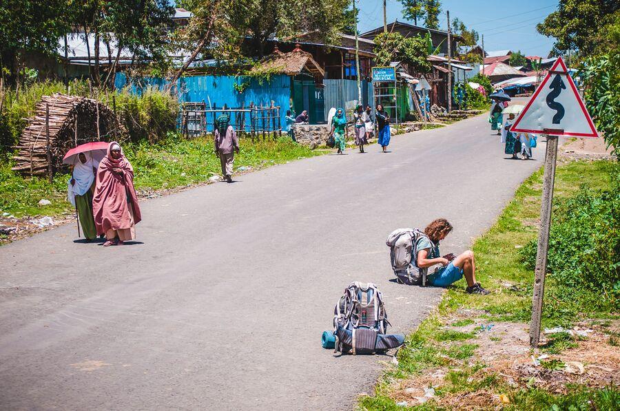 Эфиопия, Дебре-Либанос