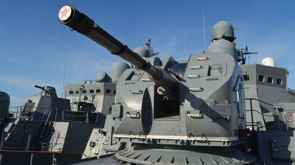 Артустановка АК-176М