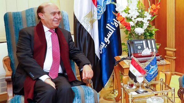 Глава администрации Суэцкого канала Мохаб Мамиш