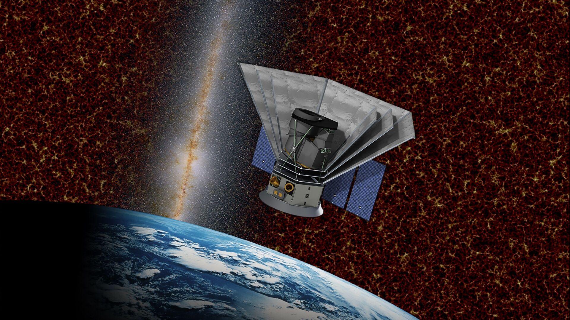НАСА заключило контракт со SpaceX на запуск телескопа SPHEREx