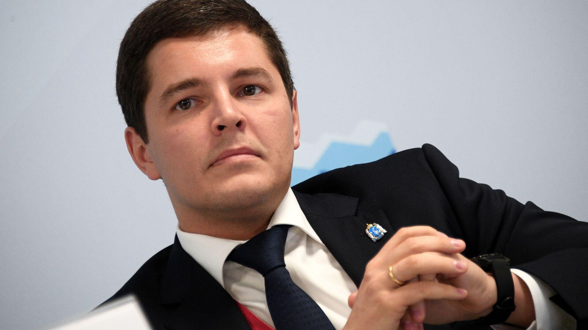 Губернатор Ямала обсудил с главой МЭР промышленный потенциал округа