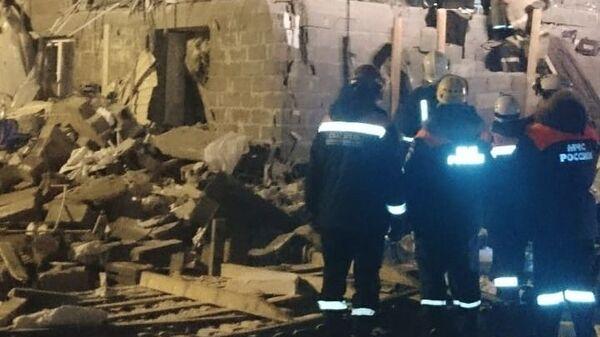 Возросло число жертв взрыва газа в доме в Красноярске