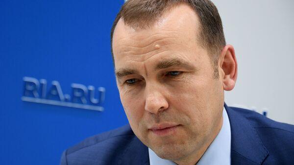 Временно исполняющий обязанности губернатора Курганской области Вадим Шумков