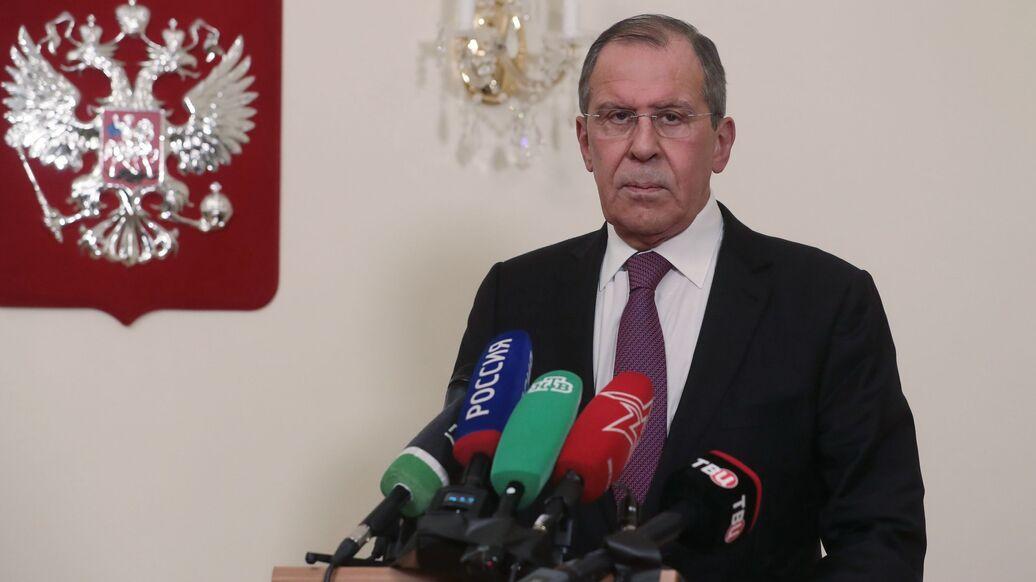 Лавров резко ответил американским журналистам на вопрос об Асаде