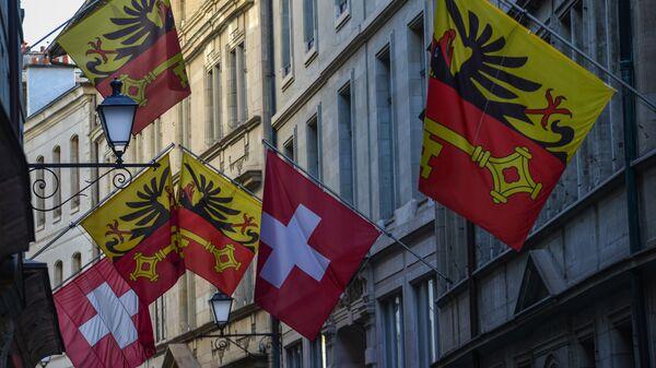 Путин встретится в Женеве с президентом Швейцарии