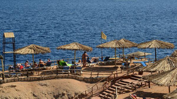 Пляжи около старого города в Шарм-эль-Шейхе