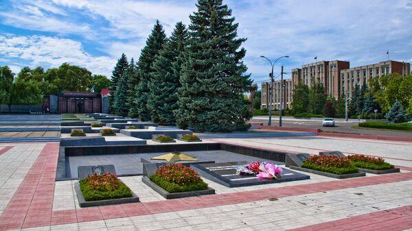 Мемориал Славы в Тирасполе, Приднестровье