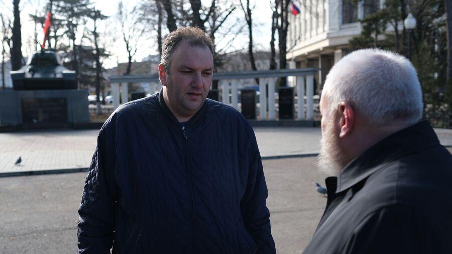 Вадим и Андрей Никифоровы