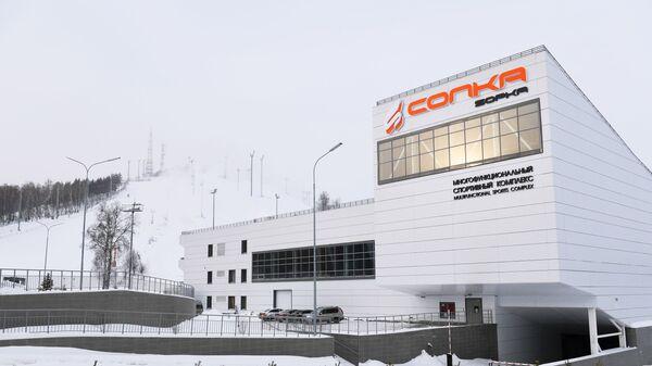 Многофункциональный комплекс Сопка в Красноярске