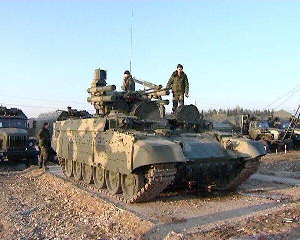 На смену БМП приходит БМПТ – гроза пехоты, танков и вертолетов