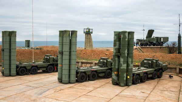 Комплекс ПВО С-400 Триумф