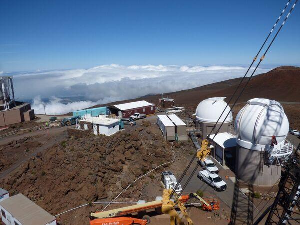 Телескопы Pan-Starrs