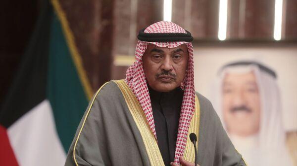 Заместитель председателя совета министров Кувейта, министр иностранных дел Кувейта шейх Сабах Аль-Халед Ас-Сабах