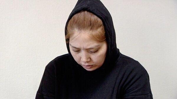 Избрание в Преображенском районном суде Москвы меры пресечения женщине, обвиняемой в продаже новорожденной дочери за 1 млн руб