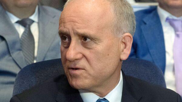 Член правления ПАО Газпром Сергей Прозоров