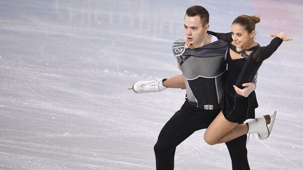 Александра Кошевая и Дмитрий Бушланов