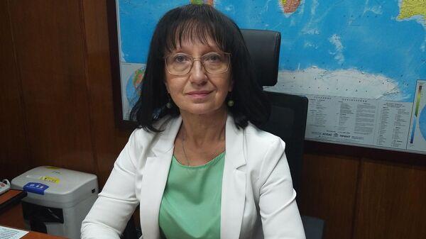 Советник-посланник посольства России на Филиппинах Татьяна Шлычкова