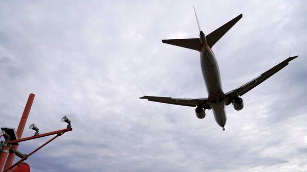 Самолет авиакомпании American Airlines Boeing 737 MAX 8