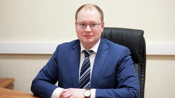 Министр информационных технологий и связи Кировской области Юрий Палюх
