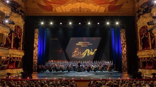 Премия BraVo в Москве. Архивное фото