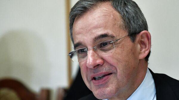 Депутат Национального собрания Франции Тьерри Мариани