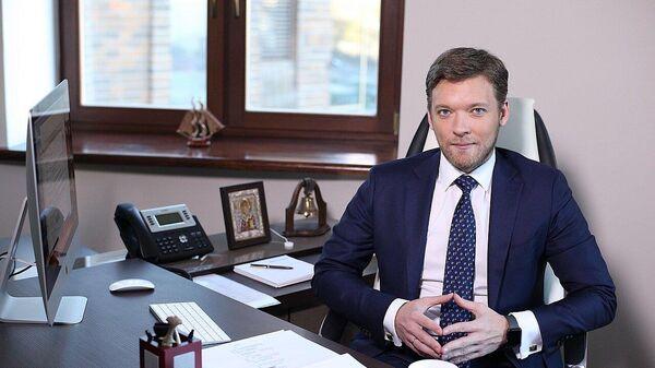 Генеральный директор Московского экспортного центра Кирилл Ильичев