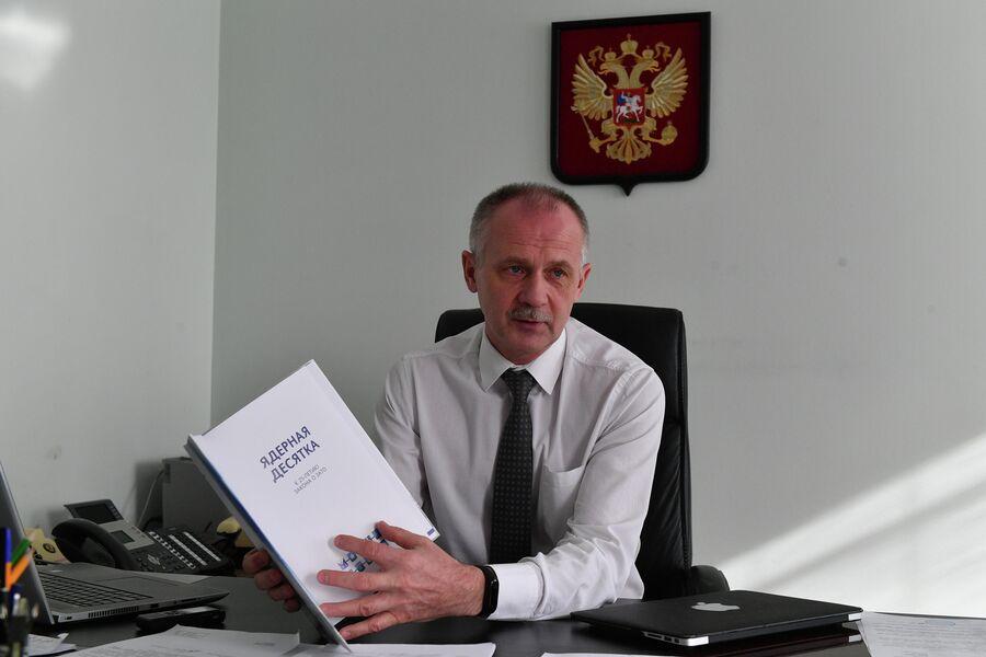Алексей Голубев, глава администрации Сарова