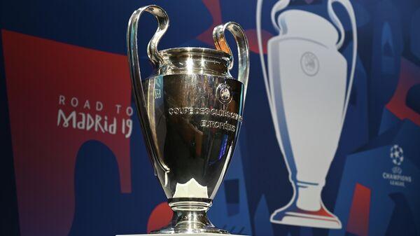 Стали известны пары четвертьфиналистов Лиги чемпионов