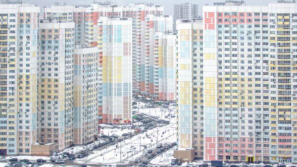 Дома на улице Борисовка в Мытищах