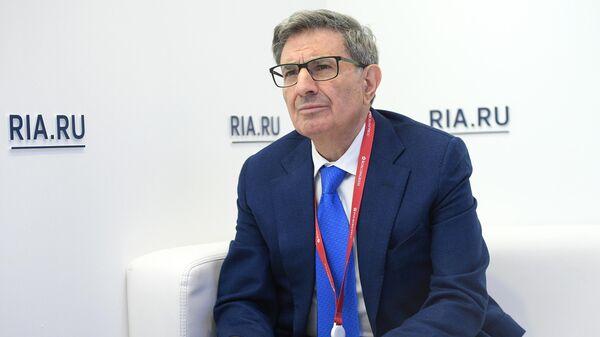 Председатель совета директоров ЗАО ИнтезаЛизинг, президент Ассоциации Познаем Евразию Антонио Фаллико