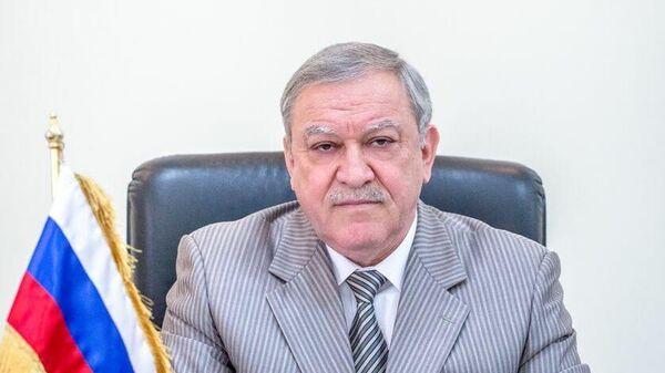 Чрезвычайный и полномочный посол РФ в Катаре Нурмахмад Холов