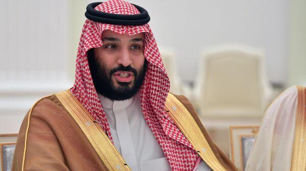 Наследный принц Саудовской Аравии, второй заместитель премьер-министра и министр обороны Мухаммед бен Сальман Аль Сауд