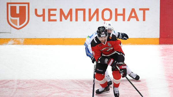 Хоккей. КХЛ. Матч Авангард - Барыс