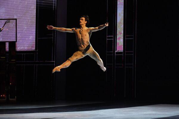 Артист балета Сергей Полунин