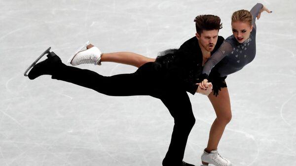 Александра Степанова и Иван Букина