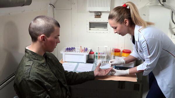 Волонтеры получат возможность ухаживать за больными в военных госпиталях