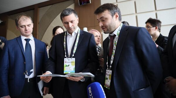 Глава Минприроды России дал старт проекту по корпоративному волонтерству